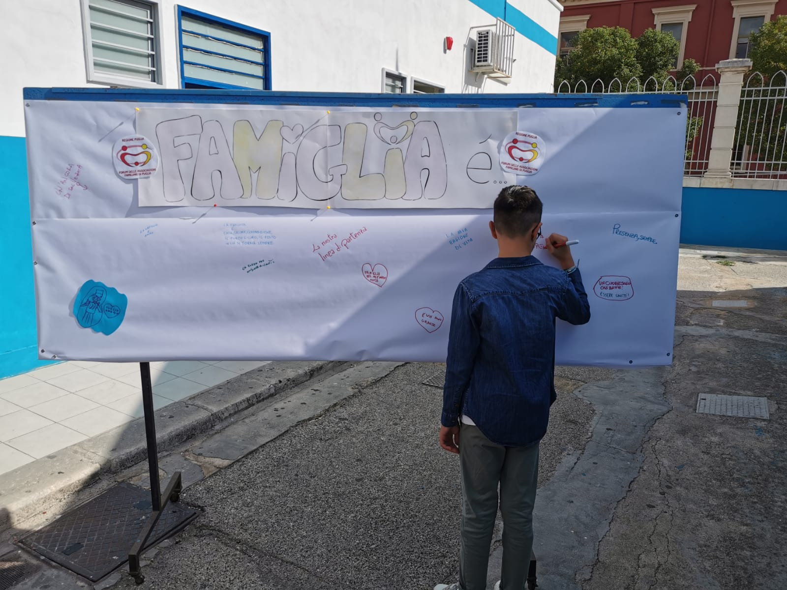 """Stay together"", il progetto GEC parte di slancio dal Redentore di Bari"